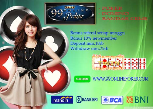 Bermain Game Poker Online