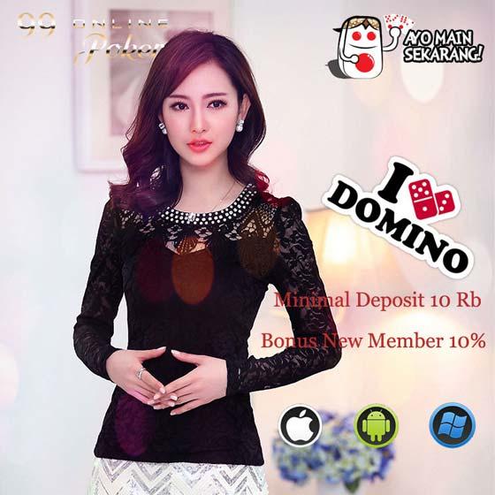 Bermain Domino QQ Online