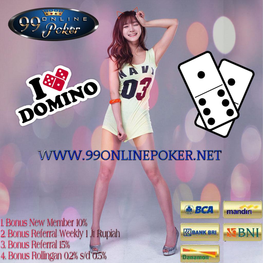 Cara Daftar Domino Online Dengan Cepat Serta Simpel